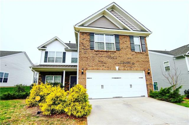 5387 Esher Drive, Walkertown, NC 27051 (MLS #880543) :: Banner Real Estate