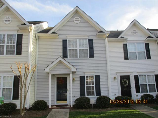461 Dunwood Drive, High Point, NC 27265 (MLS #880627) :: Kristi Idol with RE/MAX Preferred Properties