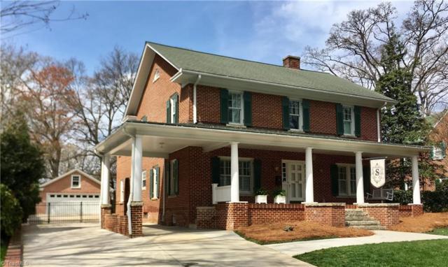 748 N Stratford Road, Winston Salem, NC 27104 (MLS #881235) :: Banner Real Estate