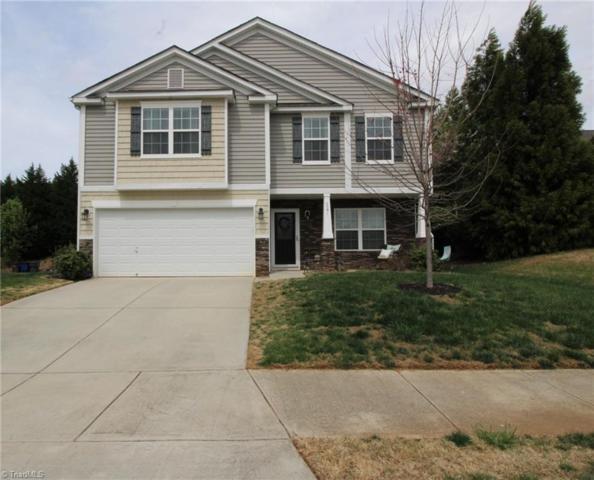 4591 Brimmer Place Drive, Kernersville, NC 27284 (MLS #881284) :: Kristi Idol with RE/MAX Preferred Properties