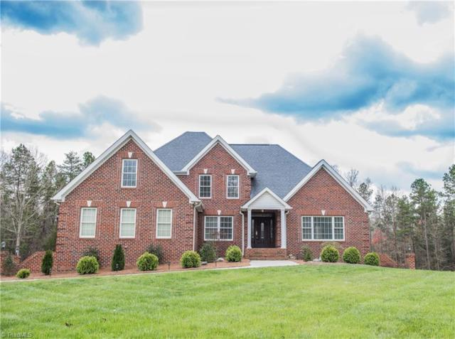 310 Cascade Drive, High Point, NC 27265 (MLS #881327) :: Banner Real Estate