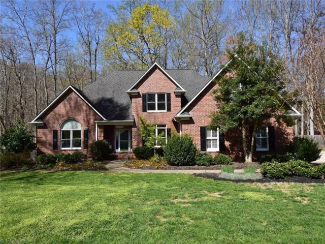 1807 Ridge Oaks Drive, Oak Ridge, NC 27310 (MLS #881395) :: Lewis & Clark, Realtors®