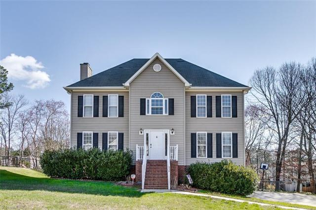 329 Clay Flynt Road, Kernersville, NC 27284 (MLS #881413) :: Banner Real Estate