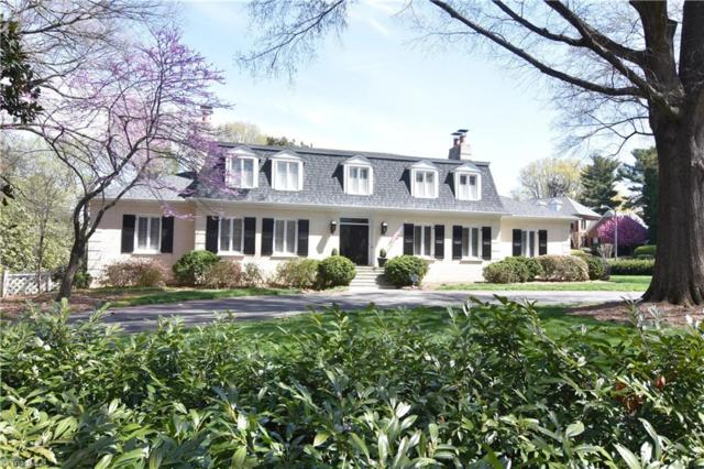 2805 Old Town Club Road, Winston Salem, NC 27106 (MLS #881443) :: Banner Real Estate