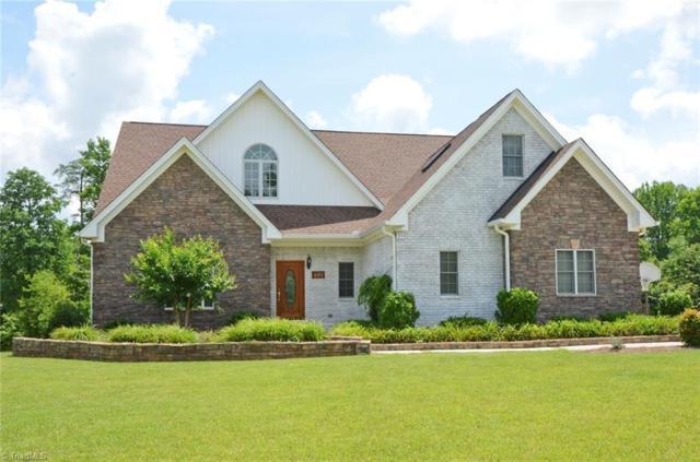 491 Hiatts Drive, Greensboro, NC 27455 (MLS #881454) :: Lewis & Clark, Realtors®
