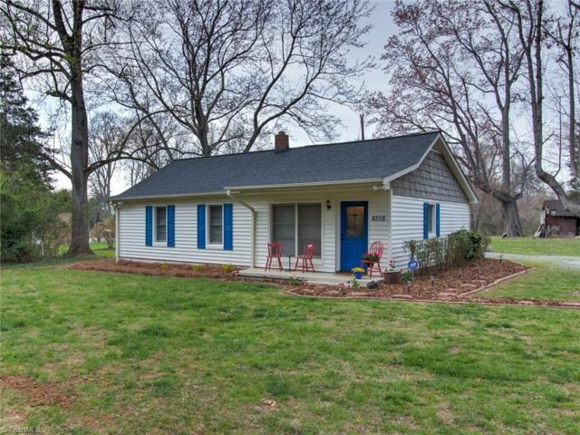 8208 E Harrell Road, Oak Ridge, NC 27310 (MLS #881552) :: Lewis & Clark, Realtors®