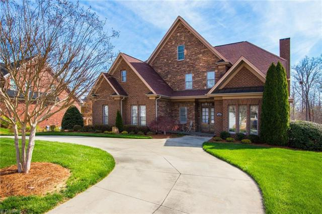 5051 Woodmont Ridge Court, Clemmons, NC 27012 (MLS #881591) :: HergGroup Carolinas