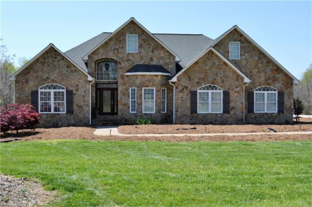 3413 Old Mountain Road, Trinity, NC 27370 (MLS #881610) :: Banner Real Estate