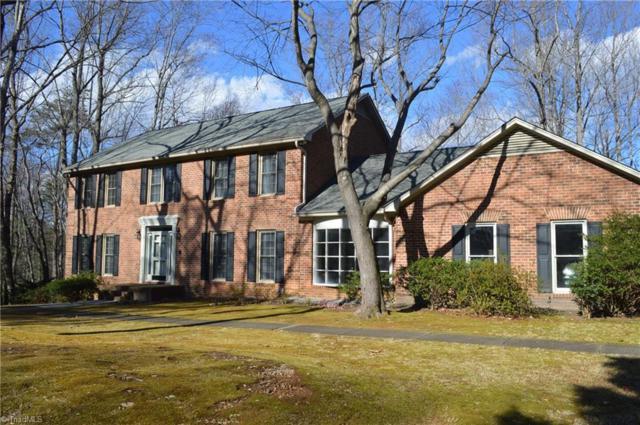 667 Cross Creek Drive, Mount Airy, NC 27030 (MLS #881652) :: Kristi Idol with RE/MAX Preferred Properties