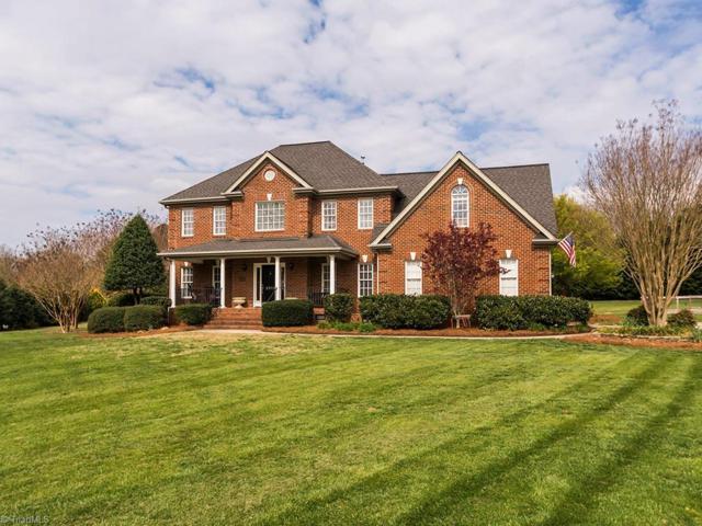 8510 Billet Place, Oak Ridge, NC 27310 (MLS #881660) :: Lewis & Clark, Realtors®