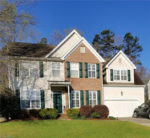 303 Jamestown Oaks Drive, Jamestown, NC 27282 (MLS #881764) :: Lewis & Clark, Realtors®