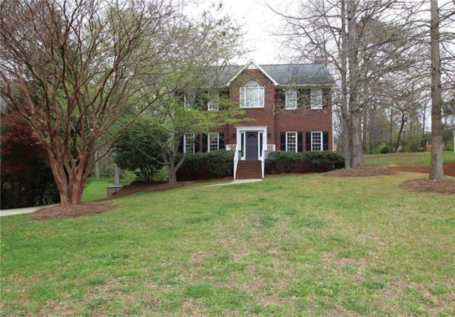 94 Shadylawn Drive, Winston Salem, NC 27104 (MLS #881886) :: Banner Real Estate
