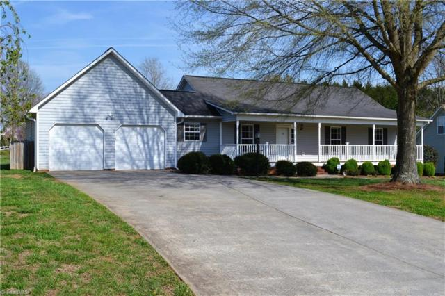129 Winchester Road, Advance, NC 27006 (MLS #881891) :: Banner Real Estate