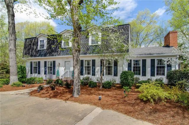 1320 Westminster Drive, High Point, NC 27262 (MLS #881907) :: Kristi Idol with RE/MAX Preferred Properties