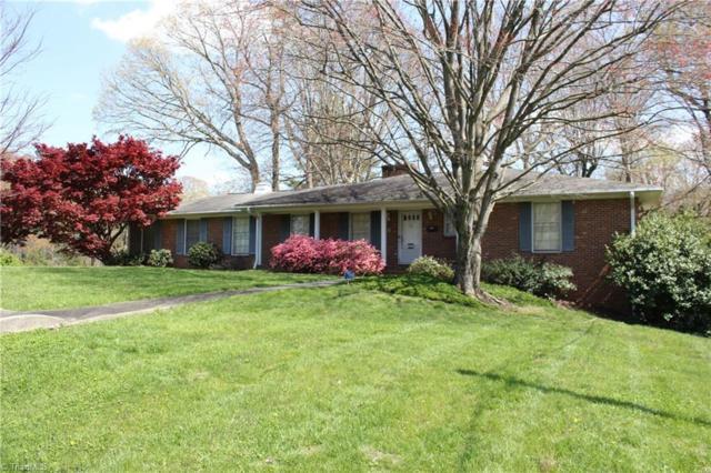 1100 Cypress Circle, Winston Salem, NC 27106 (MLS #882016) :: Banner Real Estate