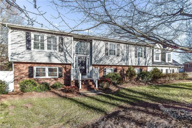 6885 Shallowford Road, Lewisville, NC 27023 (MLS #882017) :: Banner Real Estate