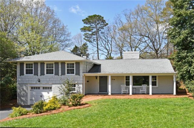 718 Westover Avenue, Winston Salem, NC 27104 (MLS #882047) :: Banner Real Estate