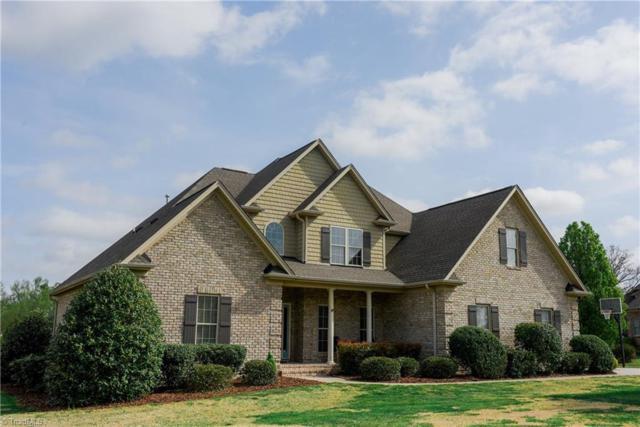 1743 Diercrest Street, Oak Ridge, NC 27310 (MLS #882122) :: Kristi Idol with RE/MAX Preferred Properties