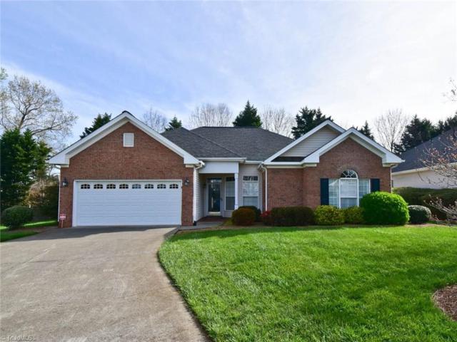 166 N Saint Andrews Drive, Advance, NC 27006 (MLS #882216) :: Banner Real Estate