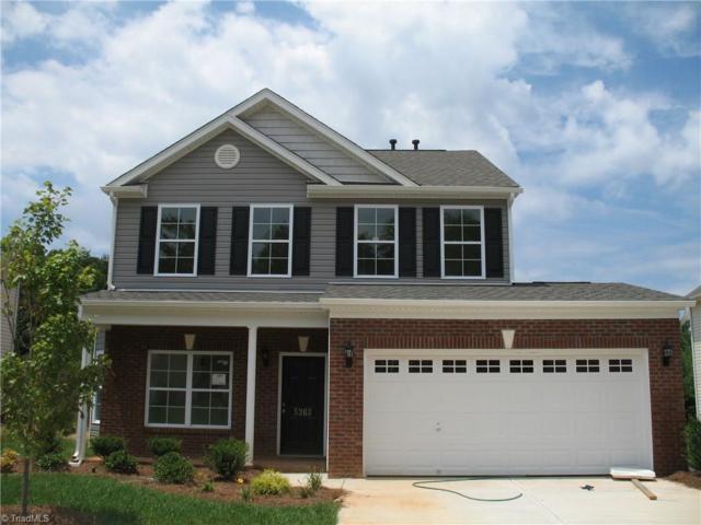 322 Carter Ridge Drive Lot 39, Reidsville, NC 27320 (MLS #882245) :: Kristi Idol with RE/MAX Preferred Properties