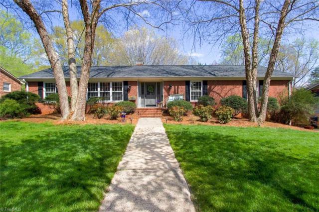 261 Stanaford Road, Winston Salem, NC 27104 (MLS #882267) :: Banner Real Estate