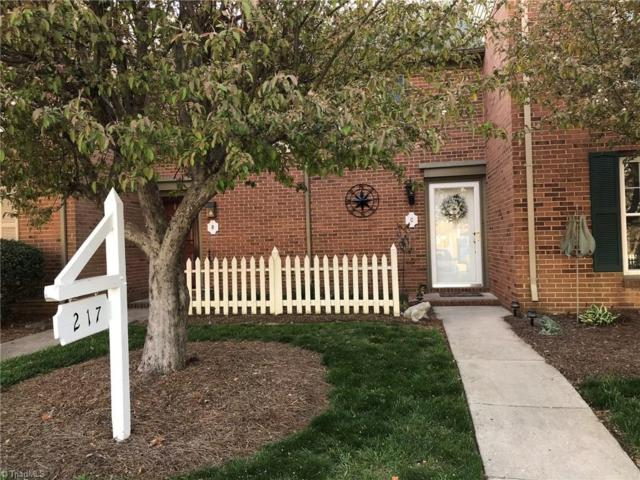 217 N Rotary Drive #C, High Point, NC 27262 (MLS #882310) :: Banner Real Estate