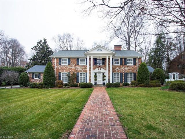 206 Rockford Road, Greensboro, NC 27408 (MLS #882339) :: Lewis & Clark, Realtors®