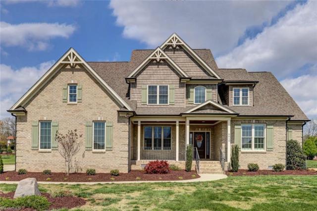 5410 Red Fox Drive, Oak Ridge, NC 27310 (MLS #882402) :: Lewis & Clark, Realtors®