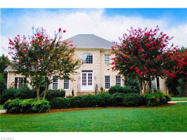 6000 Armfield Court, Summerfield, NC 27358 (MLS #882491) :: Kristi Idol with RE/MAX Preferred Properties