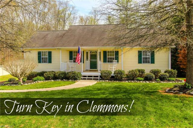 313 Twin Valley Drive, Clemmons, NC 27012 (MLS #882502) :: Banner Real Estate