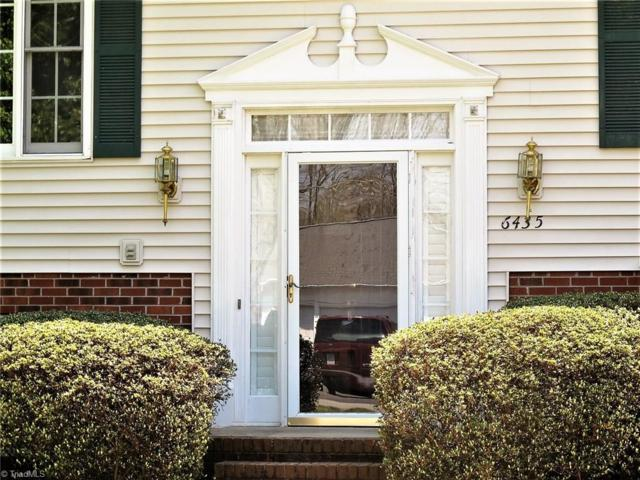 6435 River Crest Drive, Clemmons, NC 27012 (MLS #882561) :: Banner Real Estate