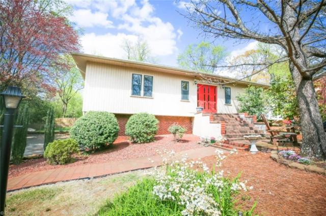 3411 Scarsborough Drive, Winston Salem, NC 27104 (MLS #882567) :: Banner Real Estate