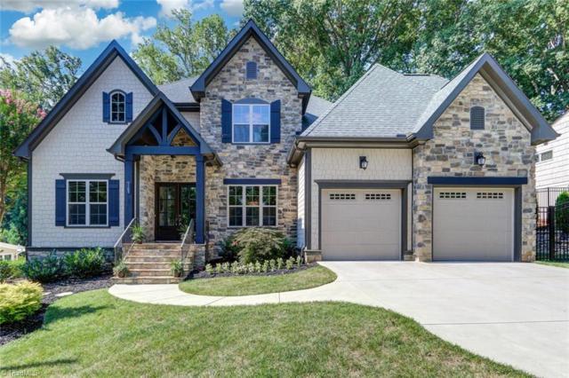 1105 Hammel Road, Greensboro, NC 27408 (MLS #882574) :: Lewis & Clark, Realtors®
