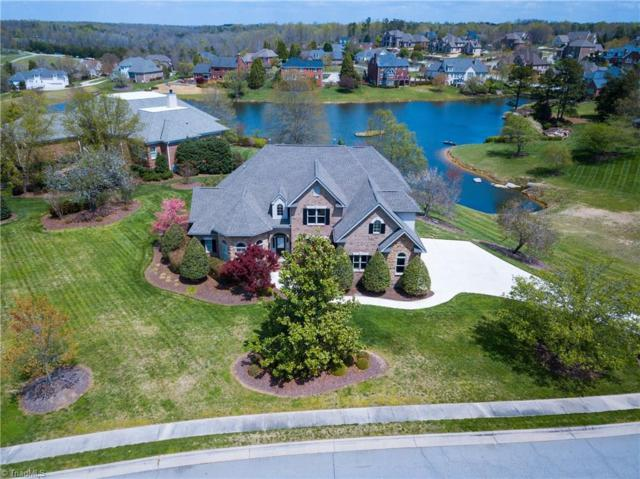2830 Swan Lake Drive, High Point, NC 27262 (MLS #882581) :: Kristi Idol with RE/MAX Preferred Properties