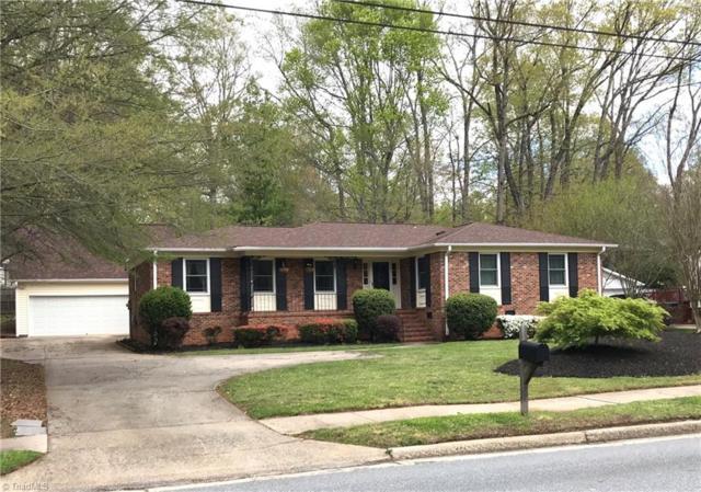 1508 W Cone Boulevard, Greensboro, NC 27408 (MLS #882608) :: Lewis & Clark, Realtors®