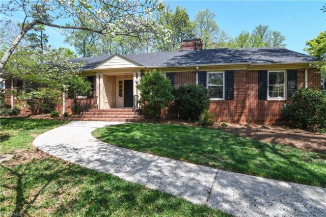 1214 Lakewood Drive, Greensboro, NC 27410 (MLS #882618) :: Lewis & Clark, Realtors®