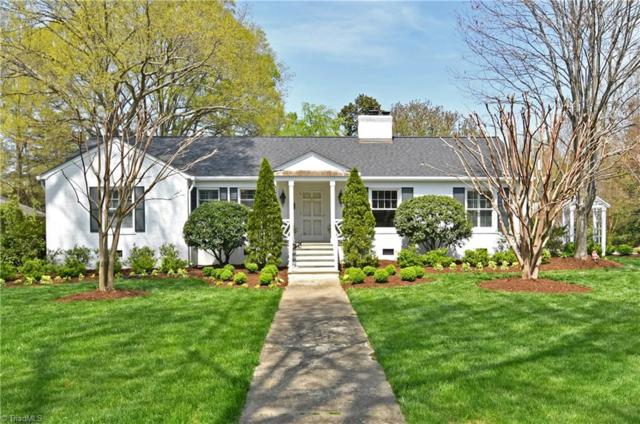 2701 Country Club Road, Winston Salem, NC 27104 (MLS #882656) :: Banner Real Estate