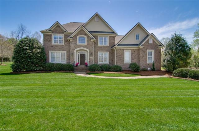 2817 Swan Lake Drive, High Point, NC 27262 (MLS #882714) :: Kristi Idol with RE/MAX Preferred Properties