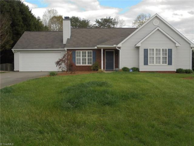 111 Asheby Ridge Court, Kernersville, NC 27284 (MLS #882730) :: Banner Real Estate