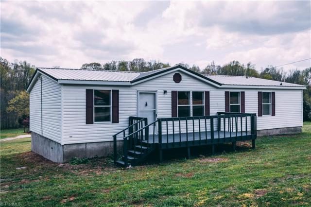 250 Ruby Lane, Lexington, NC 27295 (MLS #882736) :: Banner Real Estate