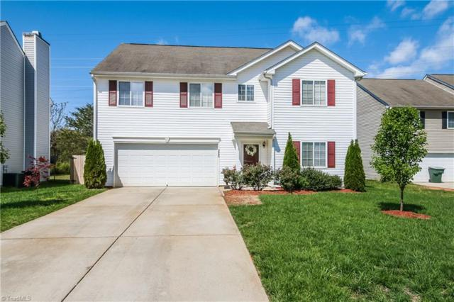 5803 Waterpoint Drive, Browns Summit, NC 27214 (MLS #882751) :: Lewis & Clark, Realtors®