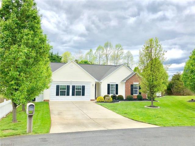 4680 Carlton Court, Walkertown, NC 27051 (MLS #882770) :: Banner Real Estate