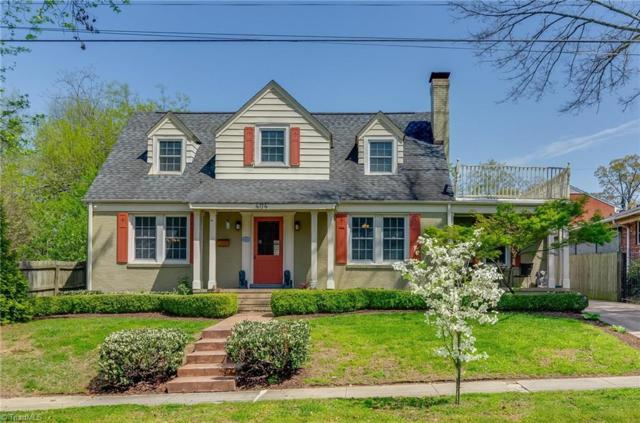404 Mendenhall Street, Greensboro, NC 27401 (MLS #882775) :: Banner Real Estate