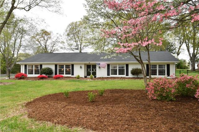350 Fielding Drive, Kernersville, NC 27284 (MLS #882795) :: Banner Real Estate