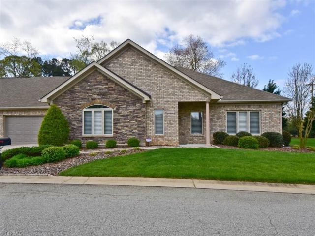 2 Stone Ridge Court, Jamestown, NC 27282 (MLS #882799) :: Banner Real Estate