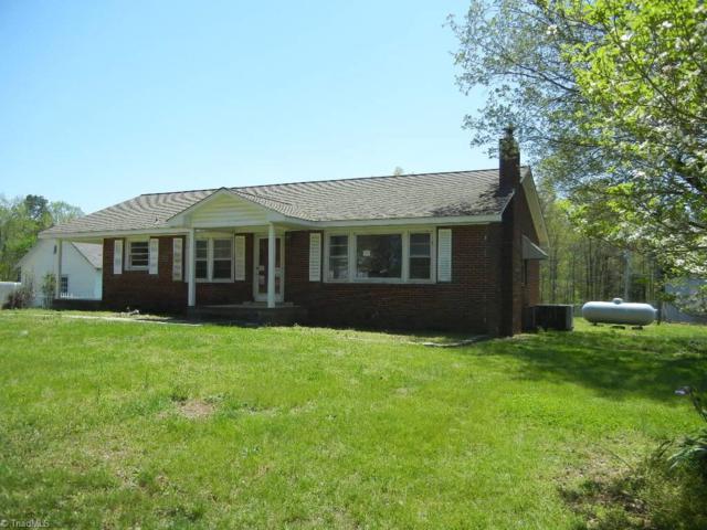 490 Frank Fleer Road, Lexington, NC 27292 (MLS #882813) :: Banner Real Estate