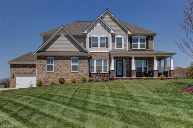 7796 Panda Court, Oak Ridge, NC 27310 (MLS #882817) :: Kristi Idol with RE/MAX Preferred Properties