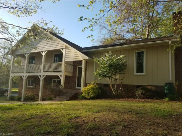 4294 Creekview Drive, Trinity, NC 27370 (MLS #882903) :: Banner Real Estate