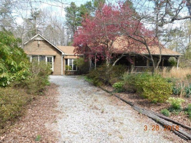 4519 Dolphin Road, Greensboro, NC 27406 (MLS #882906) :: Banner Real Estate