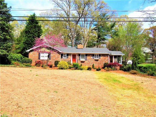 1212 Huntingdon Road, Winston Salem, NC 27104 (MLS #882908) :: Banner Real Estate